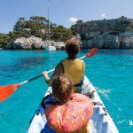 Viajar en familia: Menorca