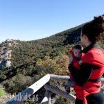 Ruta con niños a la Font Roja