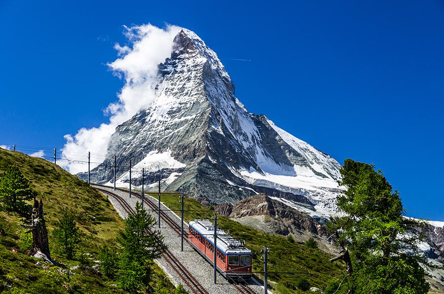 Alpes con niños. Zermatt