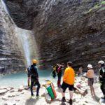Excursión a la Cascada de Oros Bajo