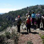Rutas con niños en el barranco de La Tejeda