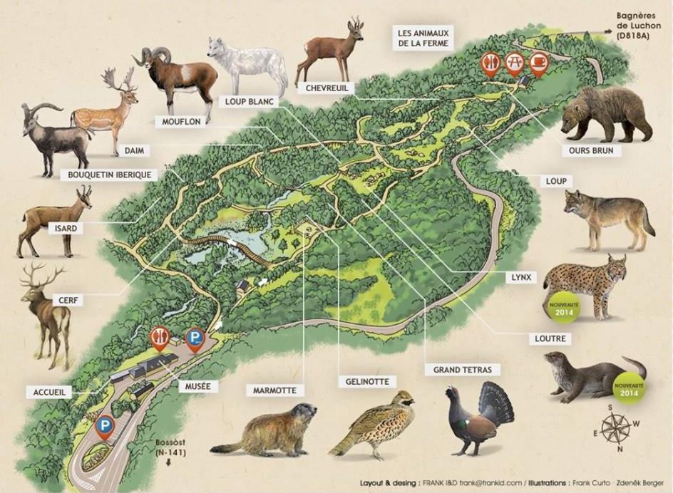 parques faunísticos