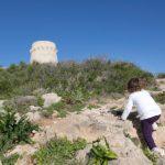 Excursión con niños al Cap d´Or