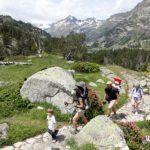 Excursión con niños a Aigualluts