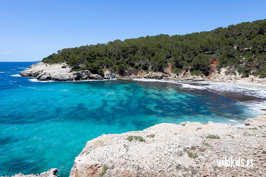 Cala Escorxada. Menorca