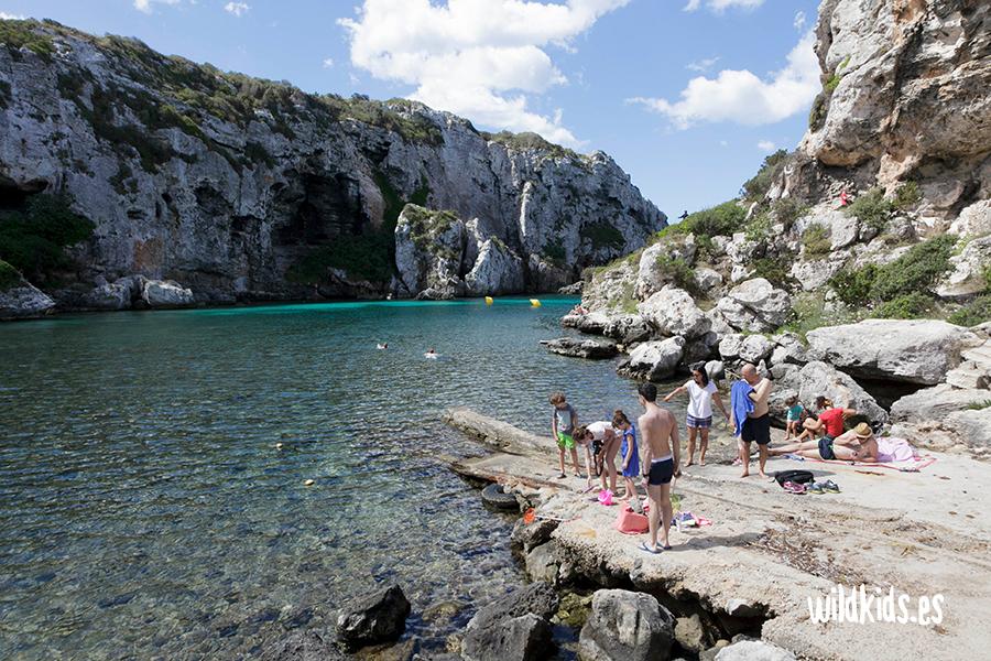 Cala Coves. Menorca