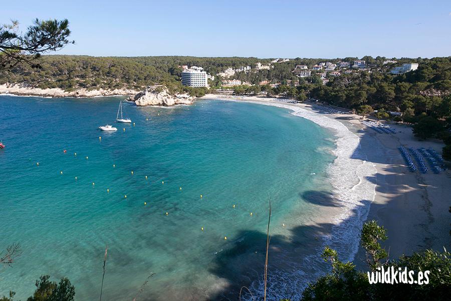 Cala Galdana. Menorca