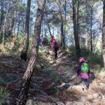 Excursión en Montanejos con niños