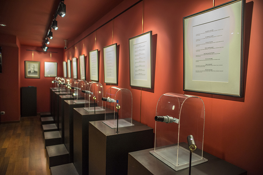 Andorra - Museo de miniaturas