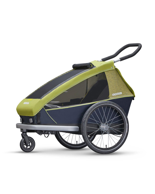 remolque de bicicletas para ni os crozer kid 1 plaza. Black Bedroom Furniture Sets. Home Design Ideas