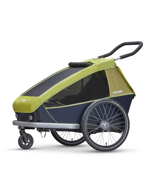 remolque de bicicletas para ni os crozer kid 2 plazas. Black Bedroom Furniture Sets. Home Design Ideas