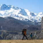 Lagos de Covadonga en Picos de Europa