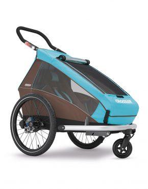Comprar Wildkids Remolque bicicleta para niños Croozer Kids Plus para 1