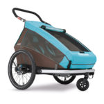 Comprar Wildkids Remolque bicicleta para niños Croozer Kids Plus para 2