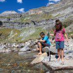 Excursión con niños a Cola de Caballo