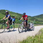 Viajar con niños: Danubio en bicicleta