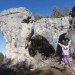 Los Callejones, serranía de Cuenca
