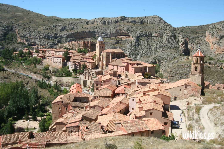 Sierra de Albarracín, Teruel