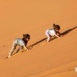 Viajar con niños: Marruecos en furgoneta