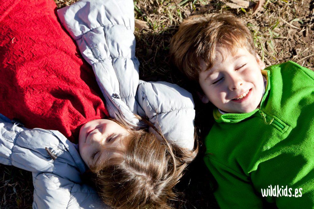 actividades en la naturaleza niños