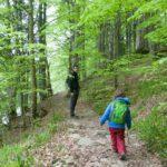 Excursion con niños Embalse de Irabia