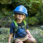Excursion con niños a la garganta de Kakueta