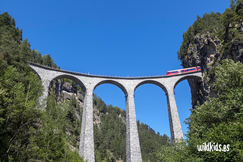 Viaducto Landwasser