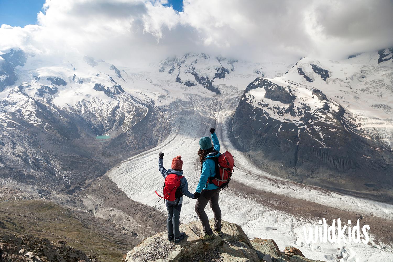 Valais con niños: Zermatt