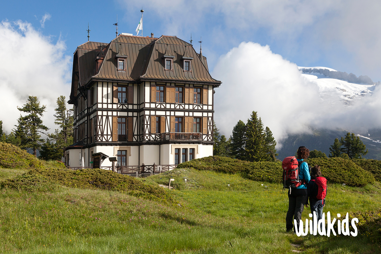 Suiza con niños: Aletsch Arena